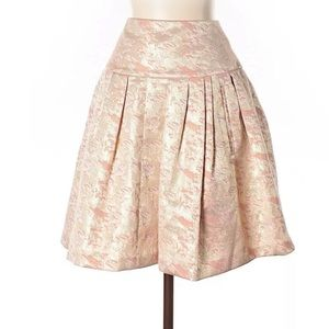 Moilinette Soeurs Sugarplum Brocade Skirt Anthro